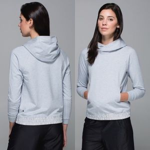 Lululemon All Good Pullover Hoodie